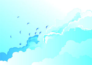 Clouds Vectors Art Free Download