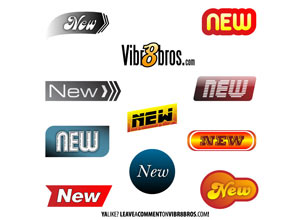 Badges Vectors