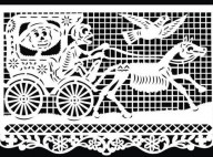 papel picado - mexican paper cut