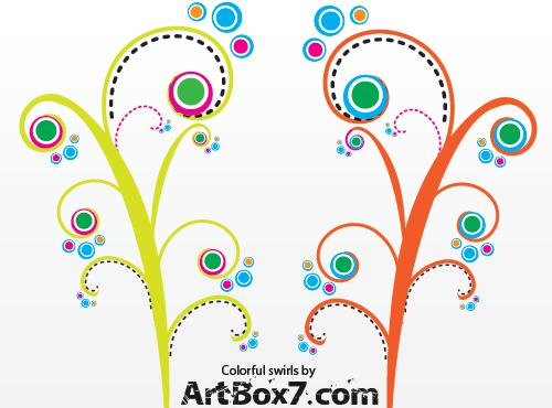 colorful swirls png wwwpixsharkcom images galleries