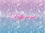different-pattern
