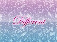 different-pattern