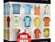 free_t-shirt_templates