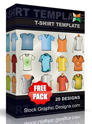 free_t-shirt_templates