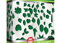 free_vector_and_brush_leafs