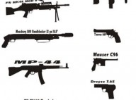 Gun_vector_set_1_by_swaneejuggalo