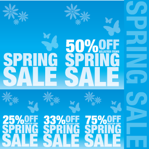 300 x 300 · 36 kB · png, Spring Sales Signs