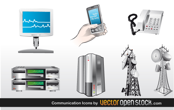 various means of communication