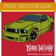 Free-Vector-Car-