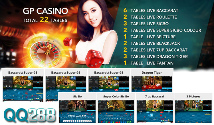 Live baccarat online malaysia