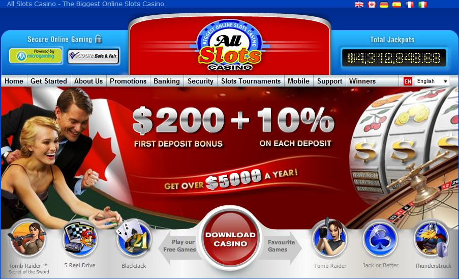 Live online casino canada review